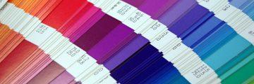 kleurenwaaier pantone